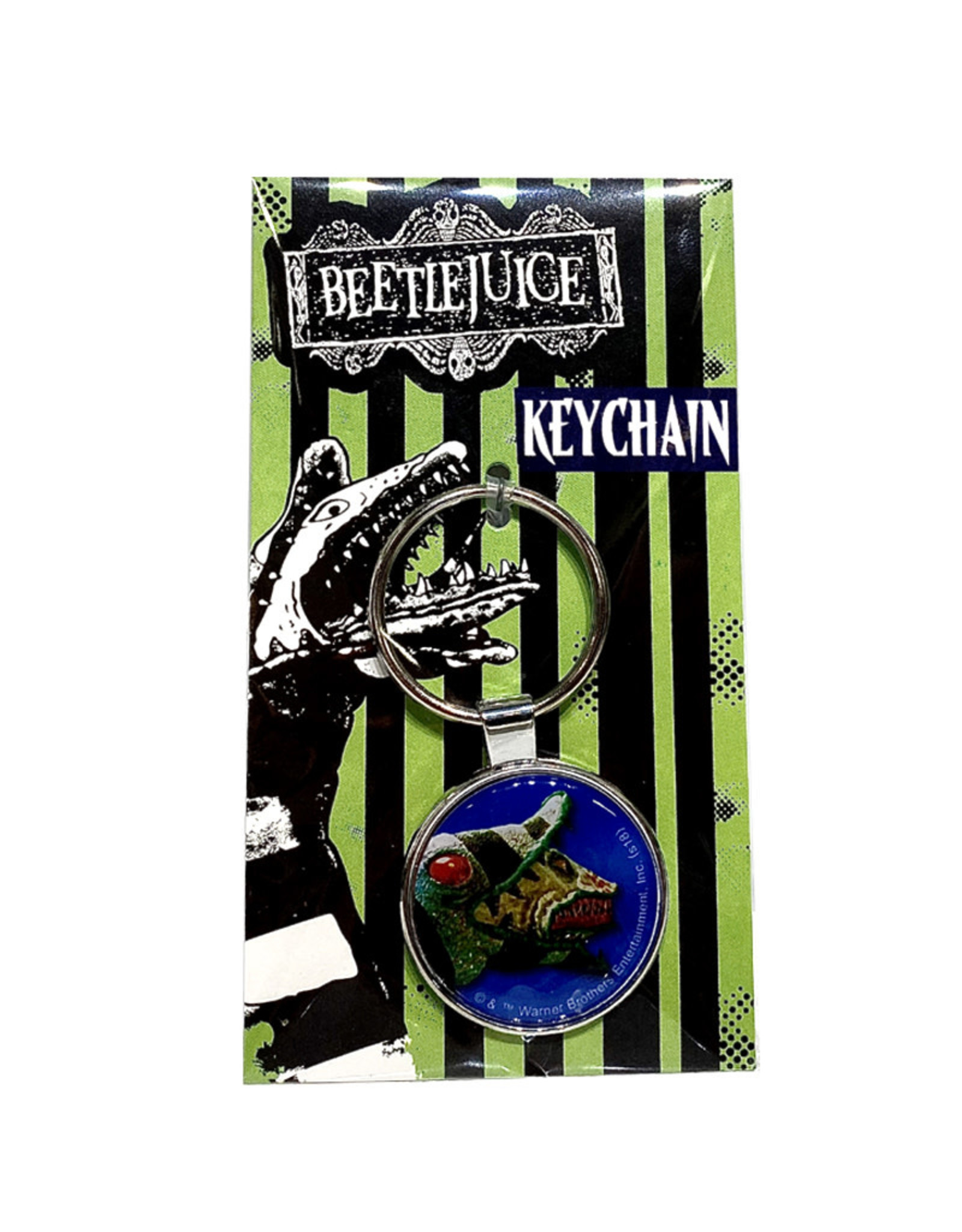 Beetlejuice ( Keychain )