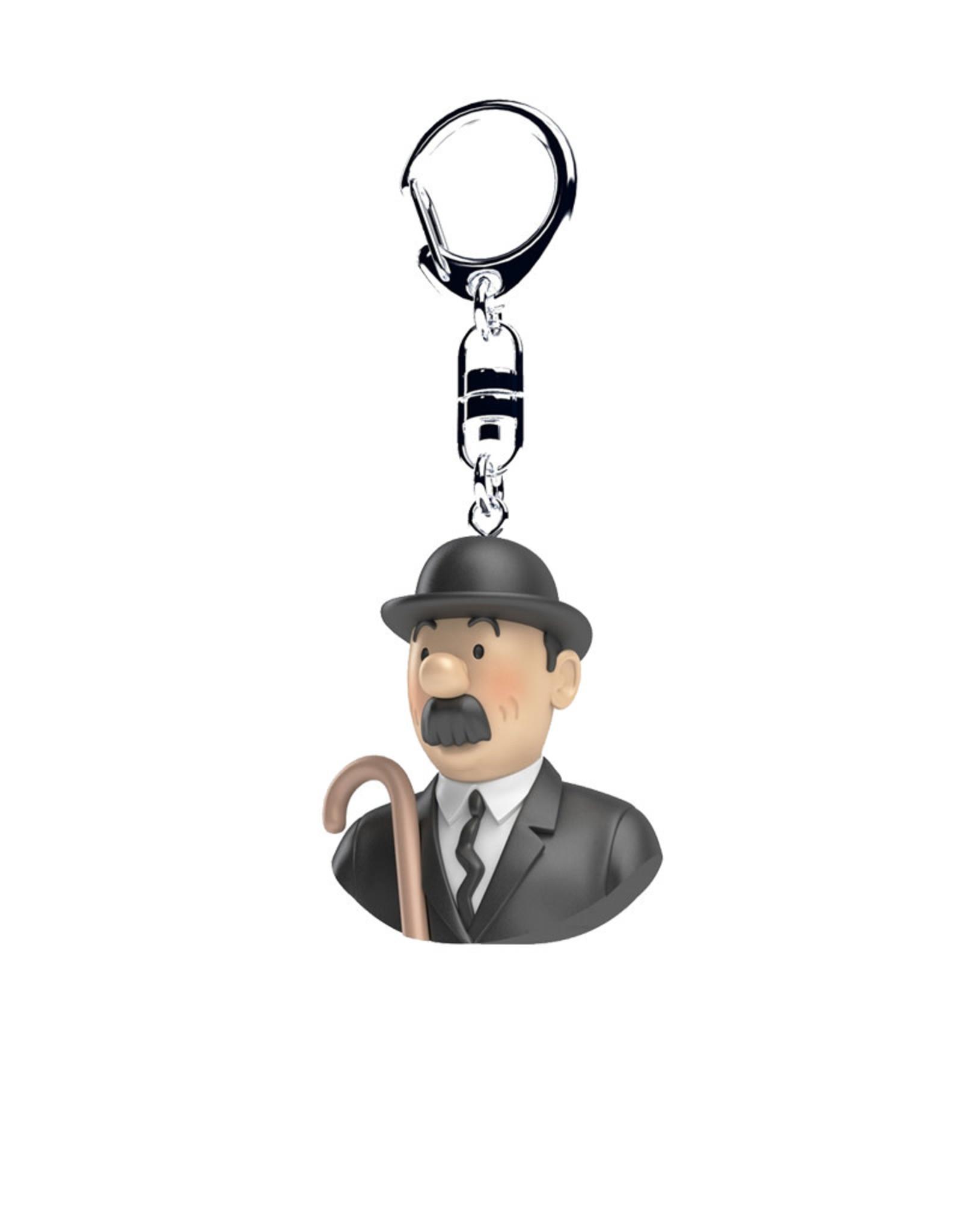 Tintin Tintin ( Keychain ) Thompson Bust