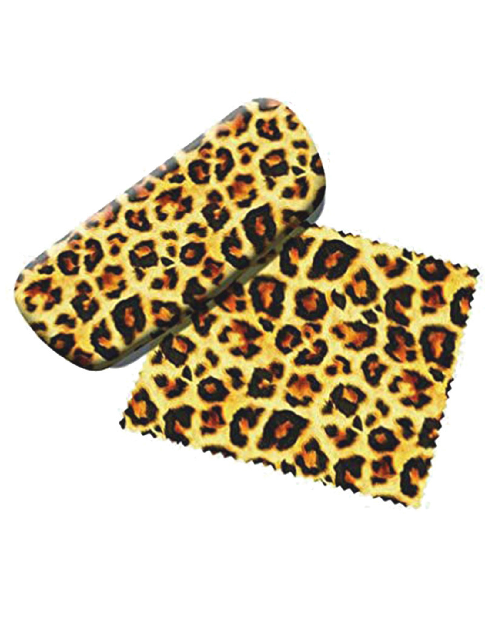 Leopard ( Eyeglass Case )