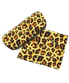 Leopard ( Eyeglass Case )