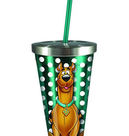 Scooby-Doo (Stainless Steel Glass with Straw )