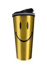 Smiley Face ( Stainless Steel Mug )