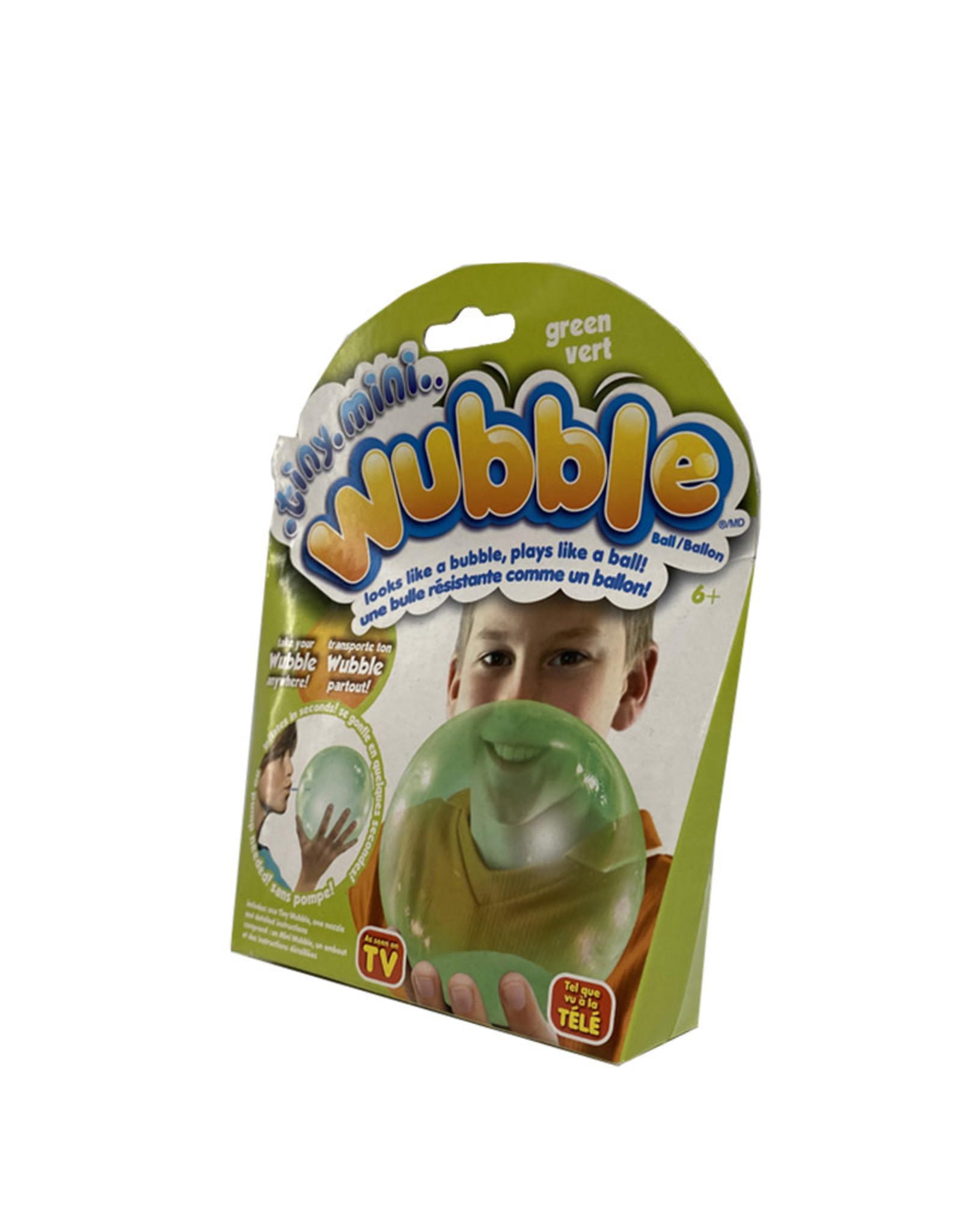Wubble ( Resistant Bubble ) Green