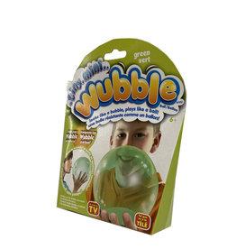 Wubble ( Bulle Résistante ) Vert