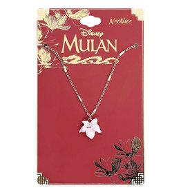 Disney Disney ( Necklace ) Mulan  Cherry Flower
