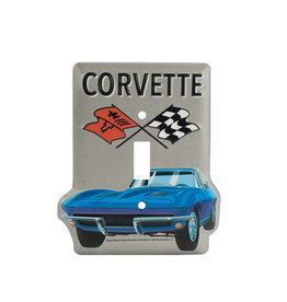 Corvette (  Light Switch Plate )