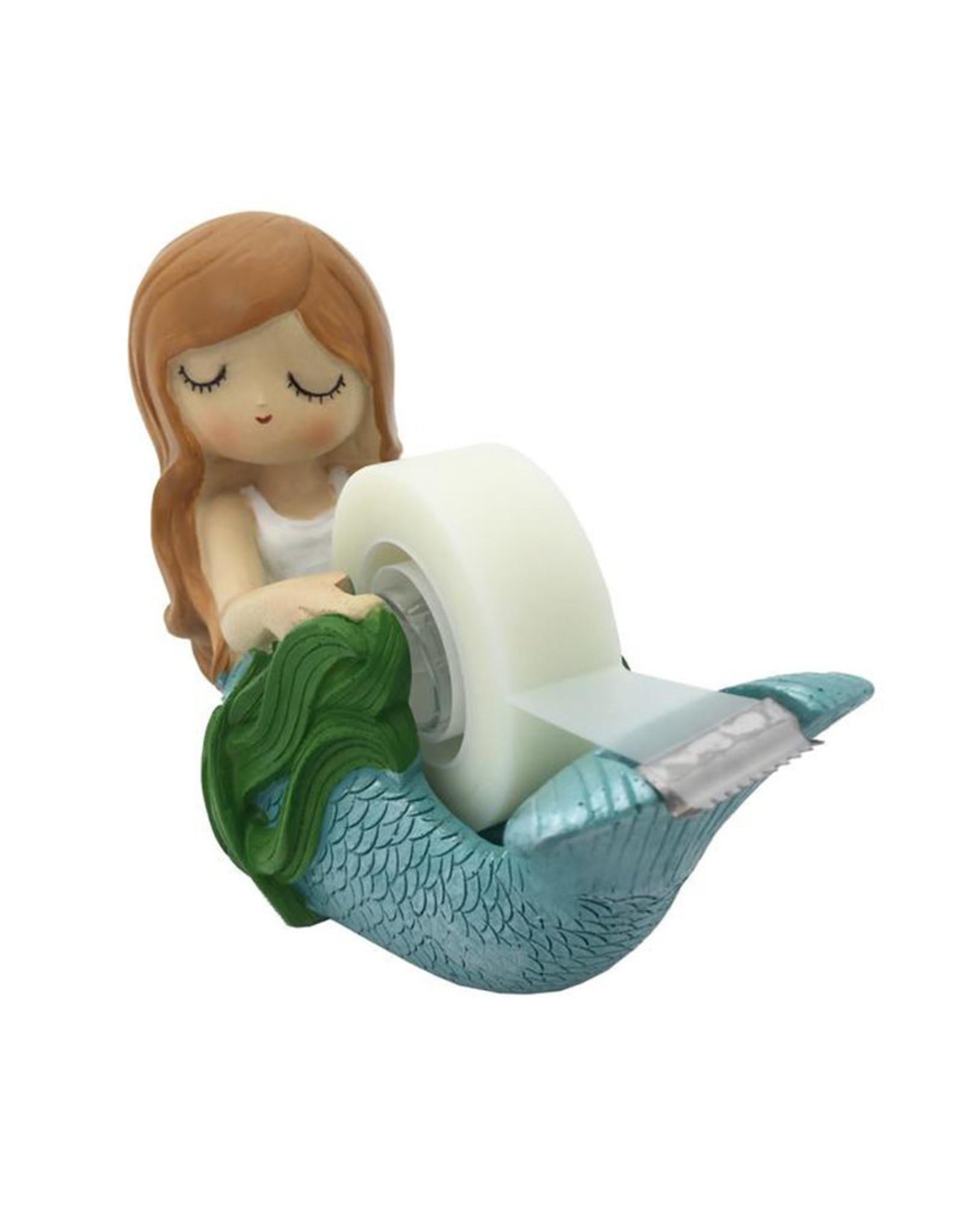 Mermaid (Sticky Paper Dispenser)