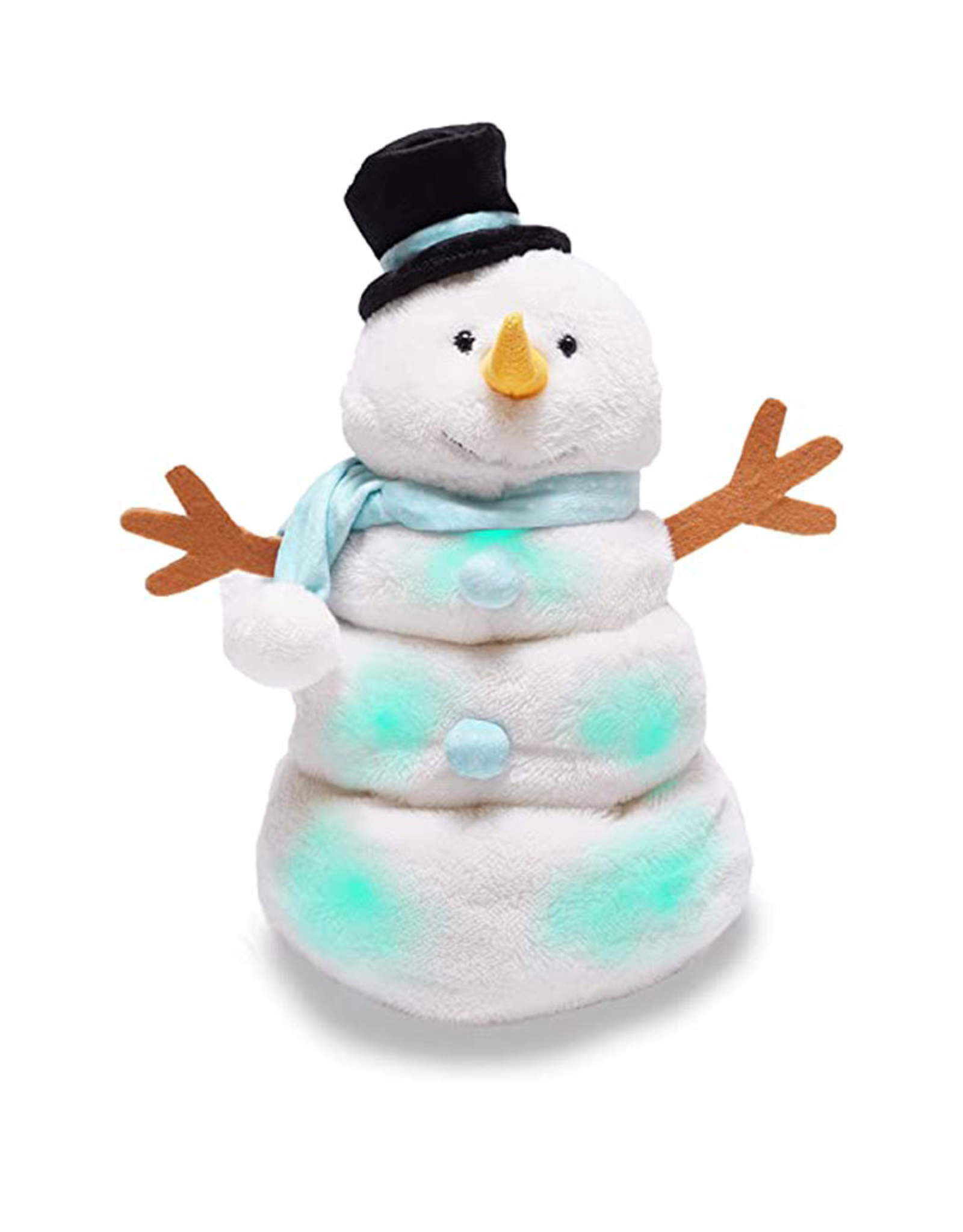 Illuminated and Singing Snowman (Cuddle Barn ) Frosty The Snowman
