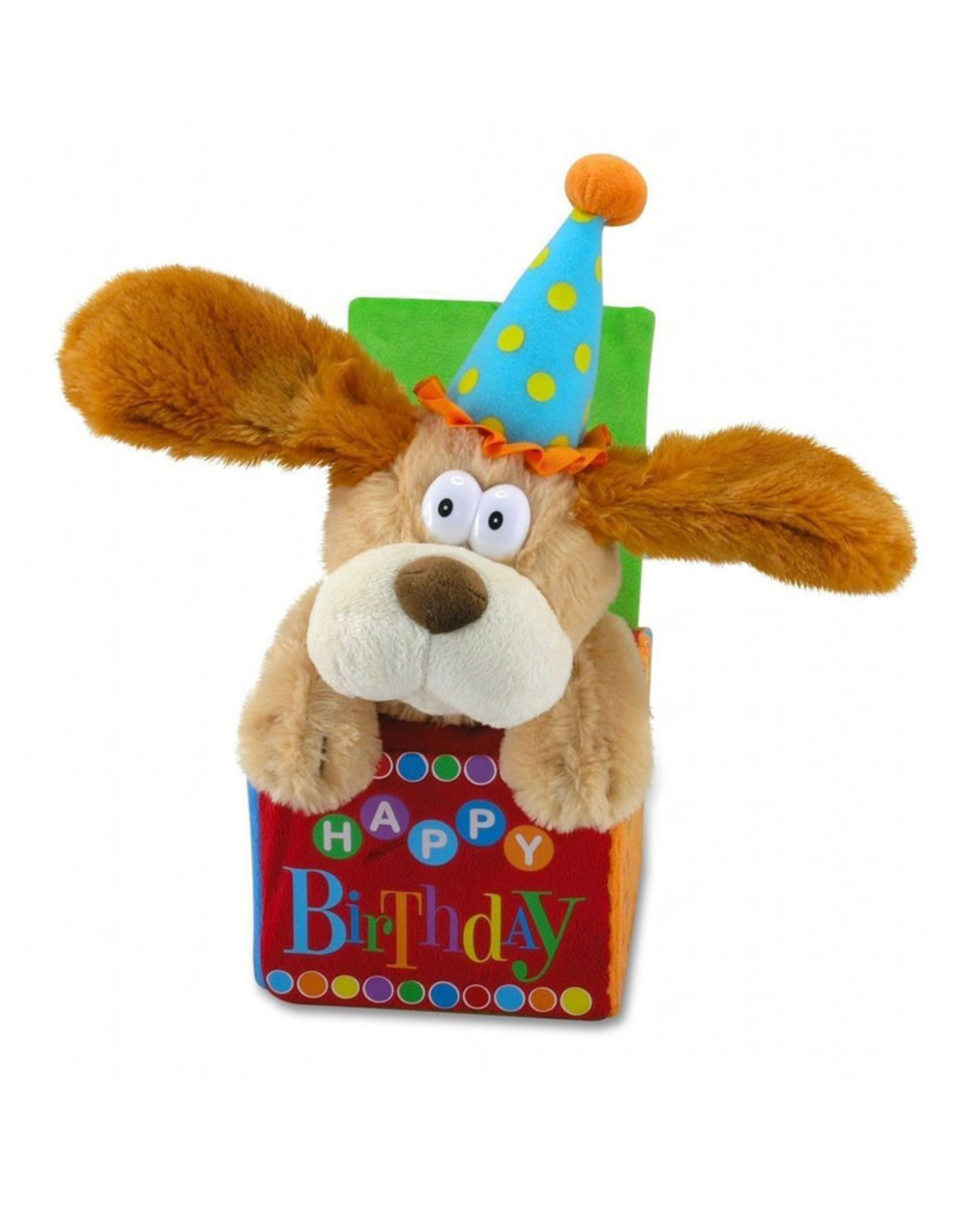 Dog Singing ( Cuddle Barn ) They Saylt's Your Birthday