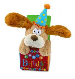 Dog Singing ( Cuddle Barn ) They Saylt's Your Birthday