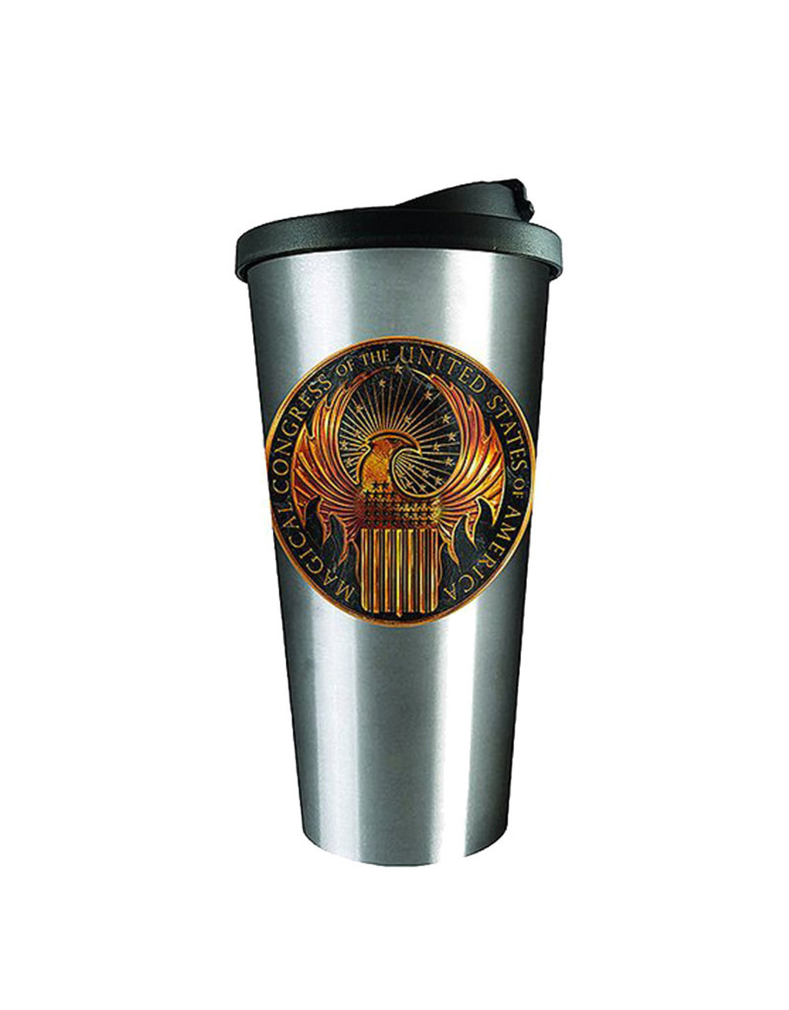 Harry Potter Fantastic Beasts ( Stainles Steel Mug ) Magical Congress