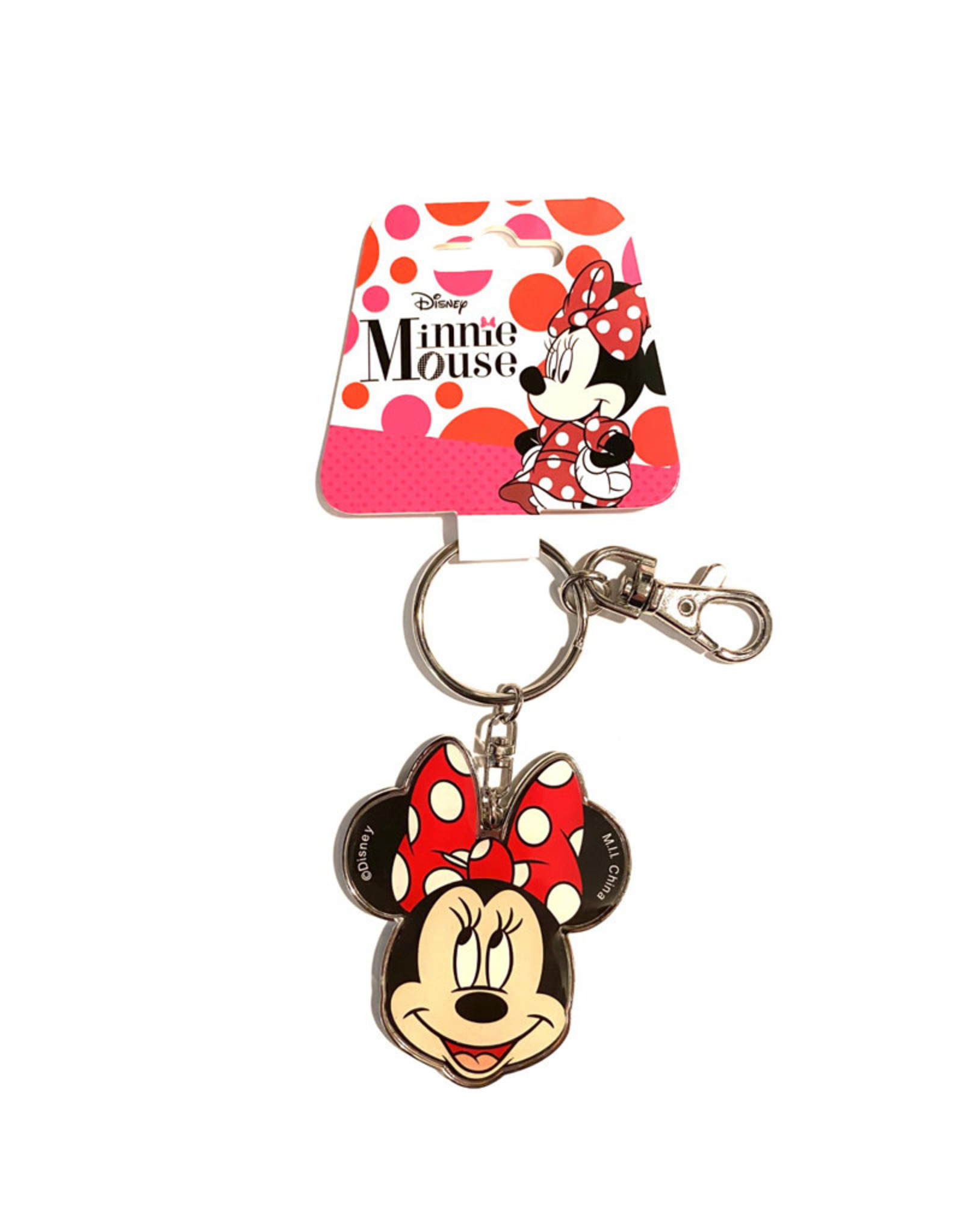 Disney Disney ( Keychain ) Minnie Mouse