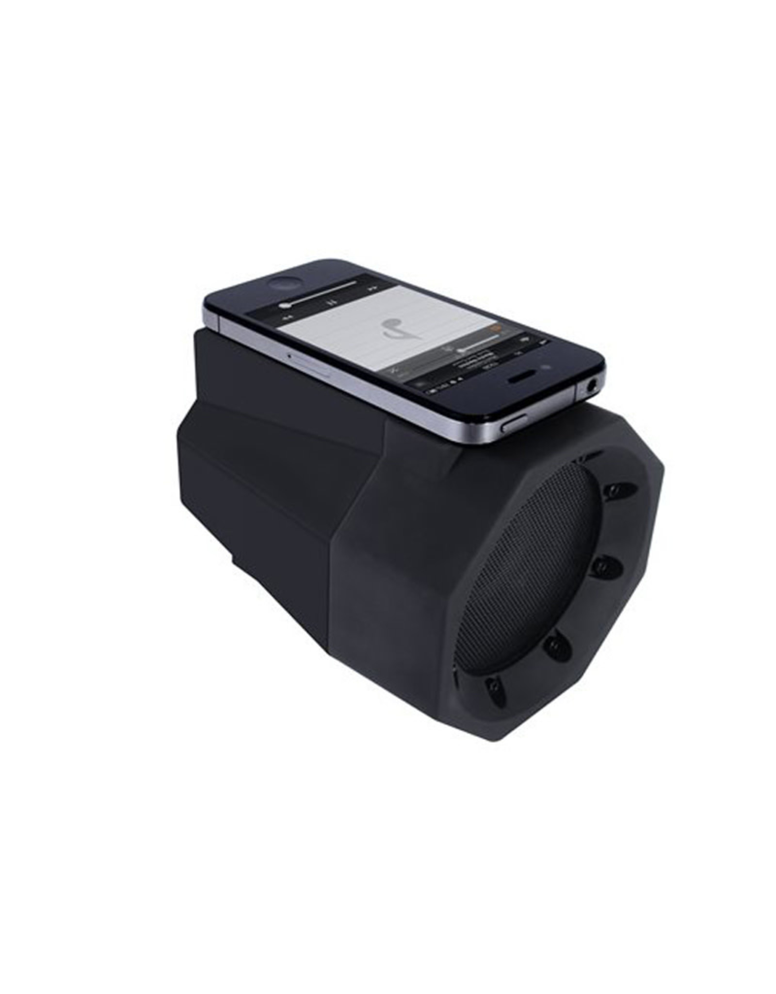 Touch Speaker ( Boombox )