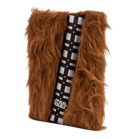 Star Wars ( Cahier d'Écriture ) Chewbacca