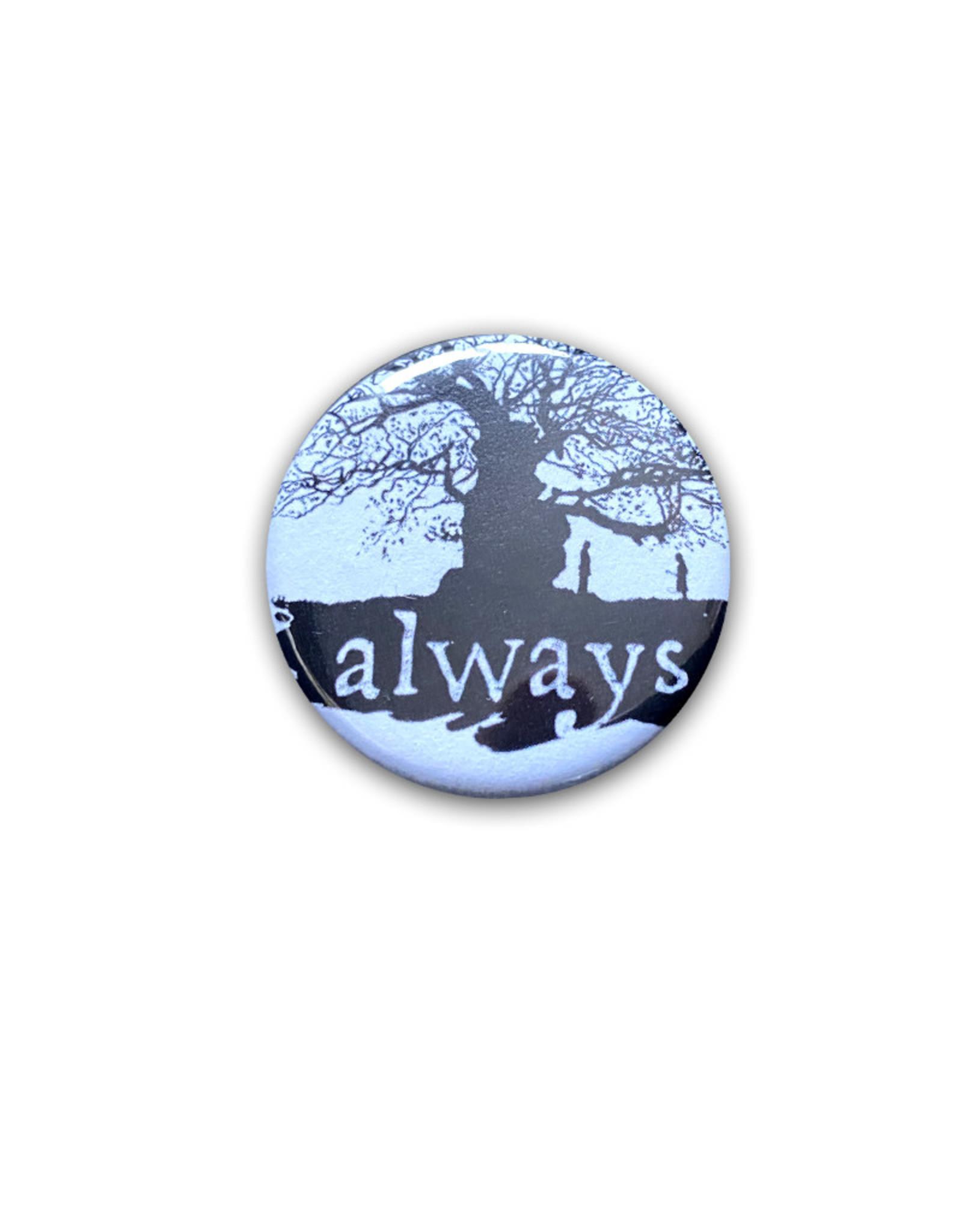 Harry Potter Harry Potter ( Button ) Always Tree
