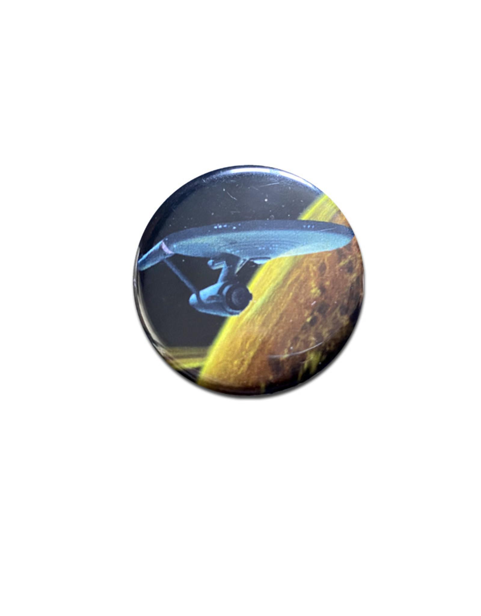 Star Trek ( Button ) Enterprise