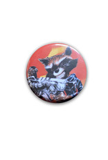Marvel Marvel (Button ) Guardians of the Galaxy Rocket
