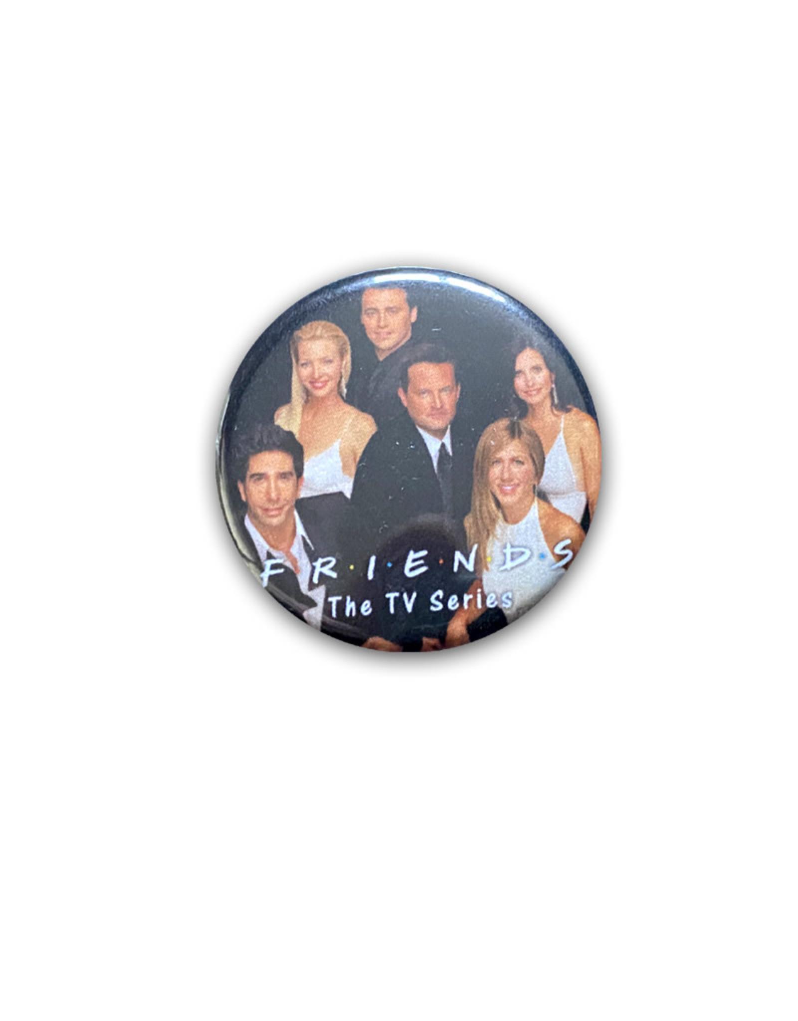 Friends ( Button ) Cast on Black