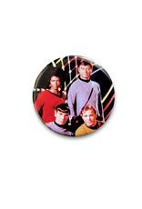 Star Trek ( Button ) Cast Shot