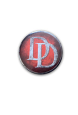 Marvel Marvel ( Button ) Daredevil Icon