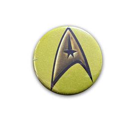 Star Trek ( Macaron )  Insigne de Commandement