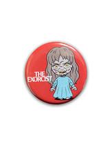 The Exorcist ( Button ) Reagan Chibi