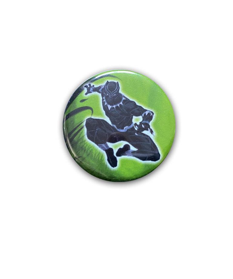 Marvel Marvel ( Button ) Black Panther