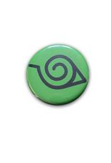 Naruto ( Button ) Leaf Village