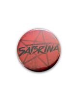 Sabrina (Button ) Logo