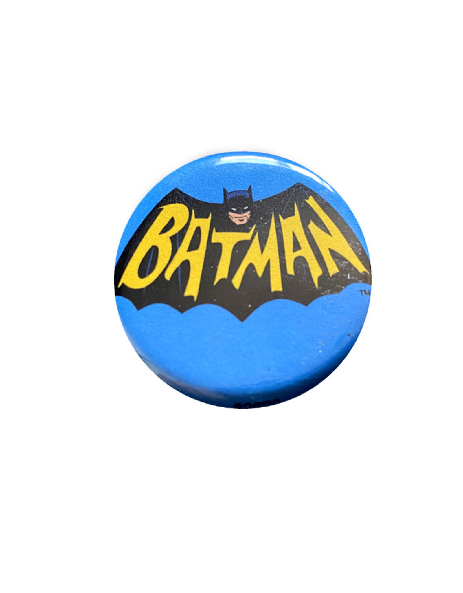 Dc comics DC Comics ( Button )  Batman TV Show Logo