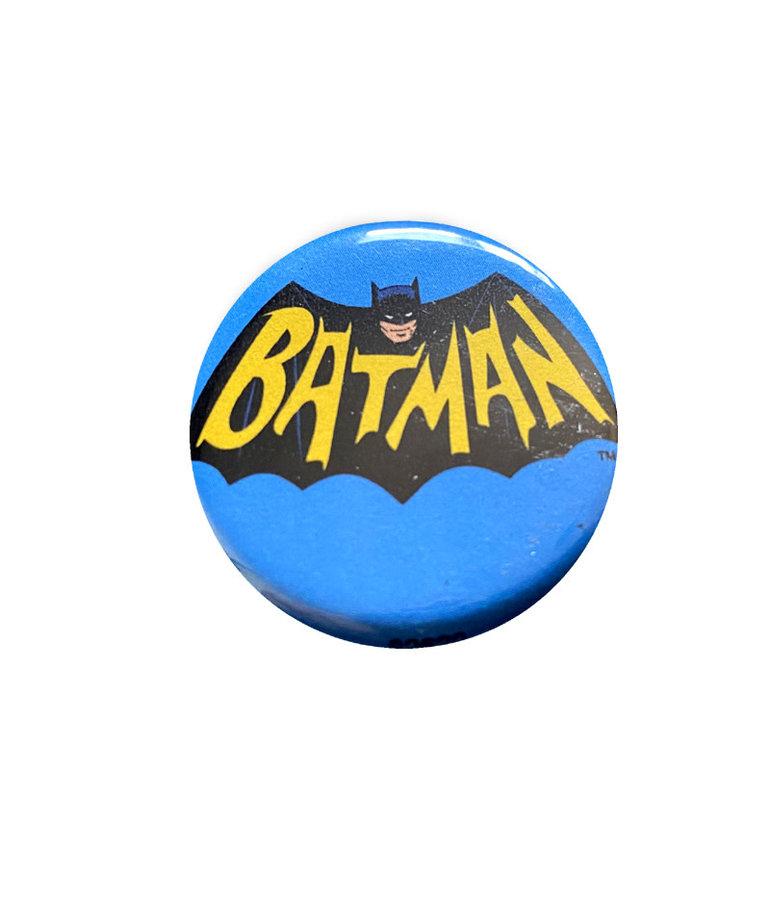 Dc comics DC Comics ( Button )  Batman TV Show Logo
