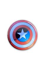 Marvel Marvel ( Button ) Captain America Shield