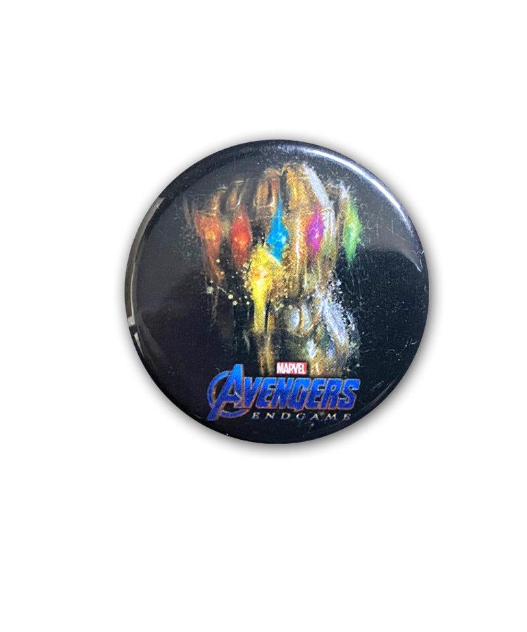 Marvel Marvel ( Button ) Endgame Infinty Gauntlet