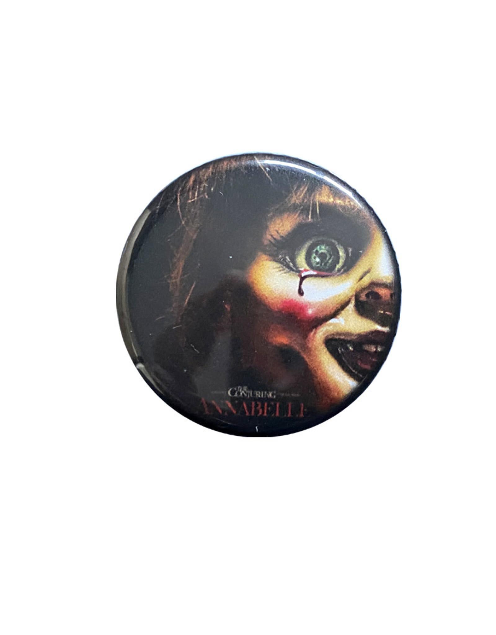 Annabelle ( Button ) Movie Poster