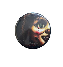 Annabelle ( Button ) Movie Poster