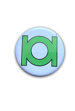Dc comics Dc Comics ( Button ) Green Lantern Logo