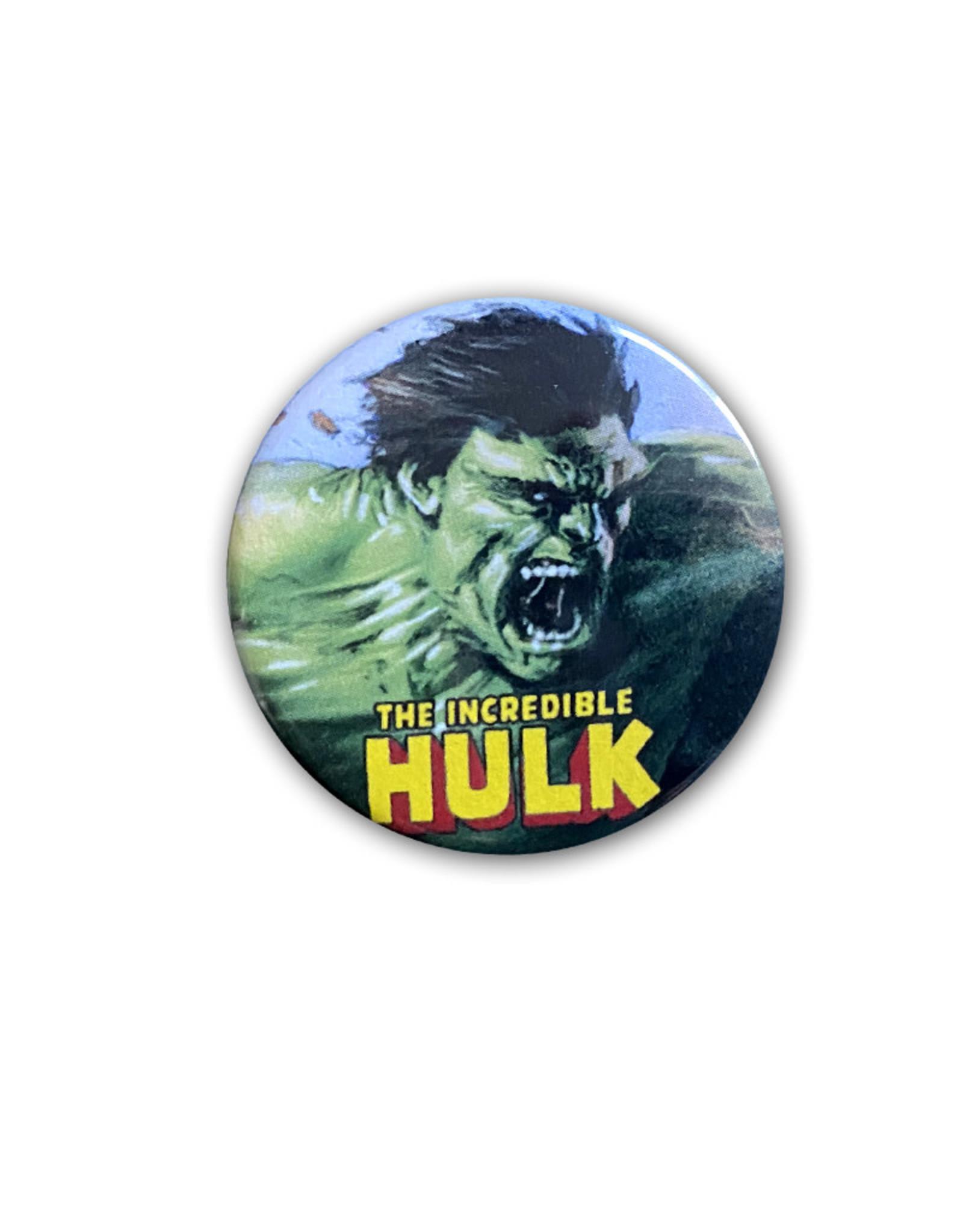 Marvel Marvel ( Button ) Hulk