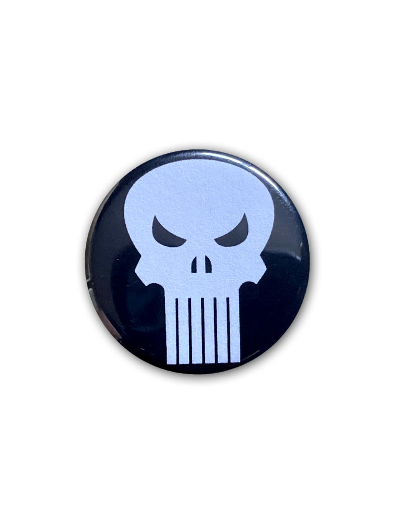 Marvel Marvel ( Button ) Punisher Logo