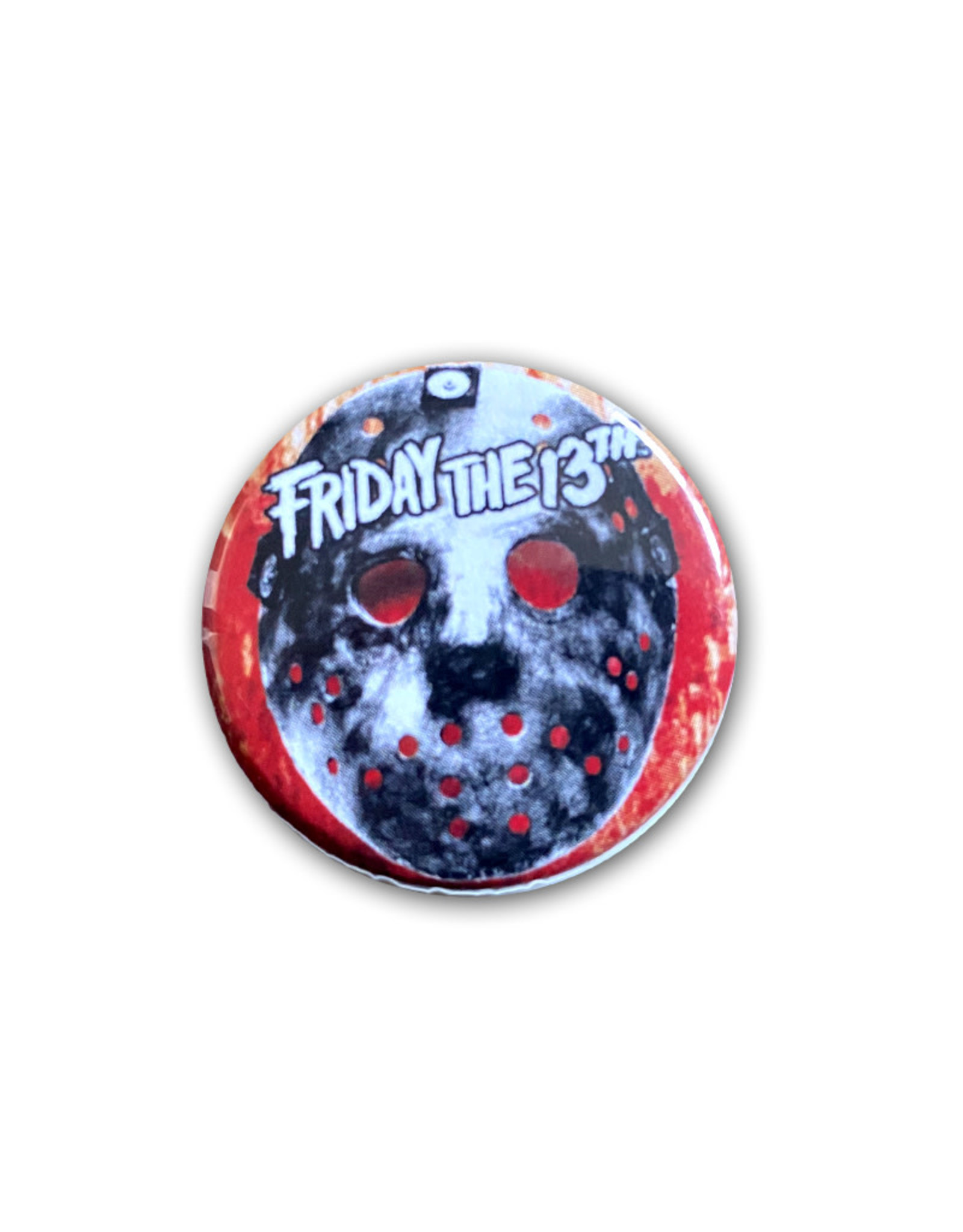 Friday The 13th ( Button ) Mark and Fire
