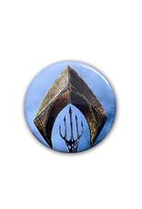 Dc comics Dc Comics ( Button ) Aquaman Logo