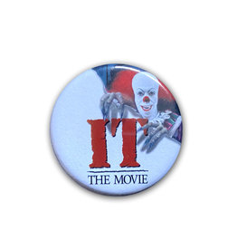 It ( Button ) Pennywise With Logo