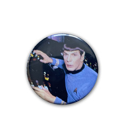Star Trek ( Macaron ) Spock aux Controls