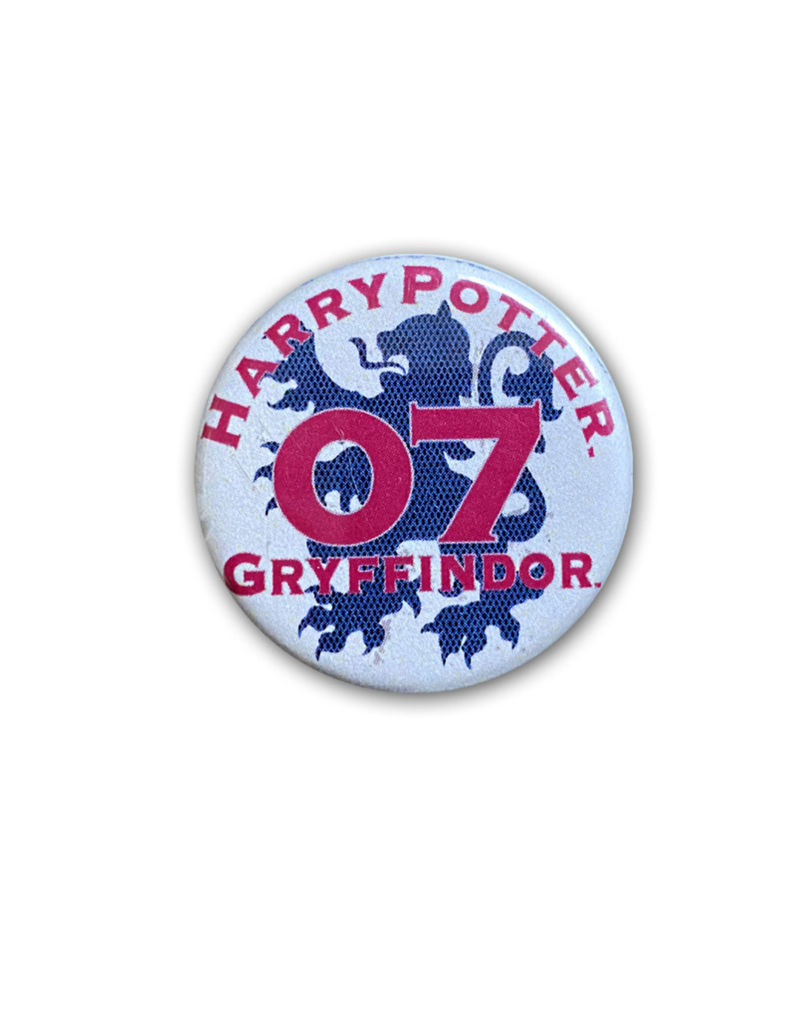 Harry Potter Harry Potter ( Button ) 07 Gryffindor