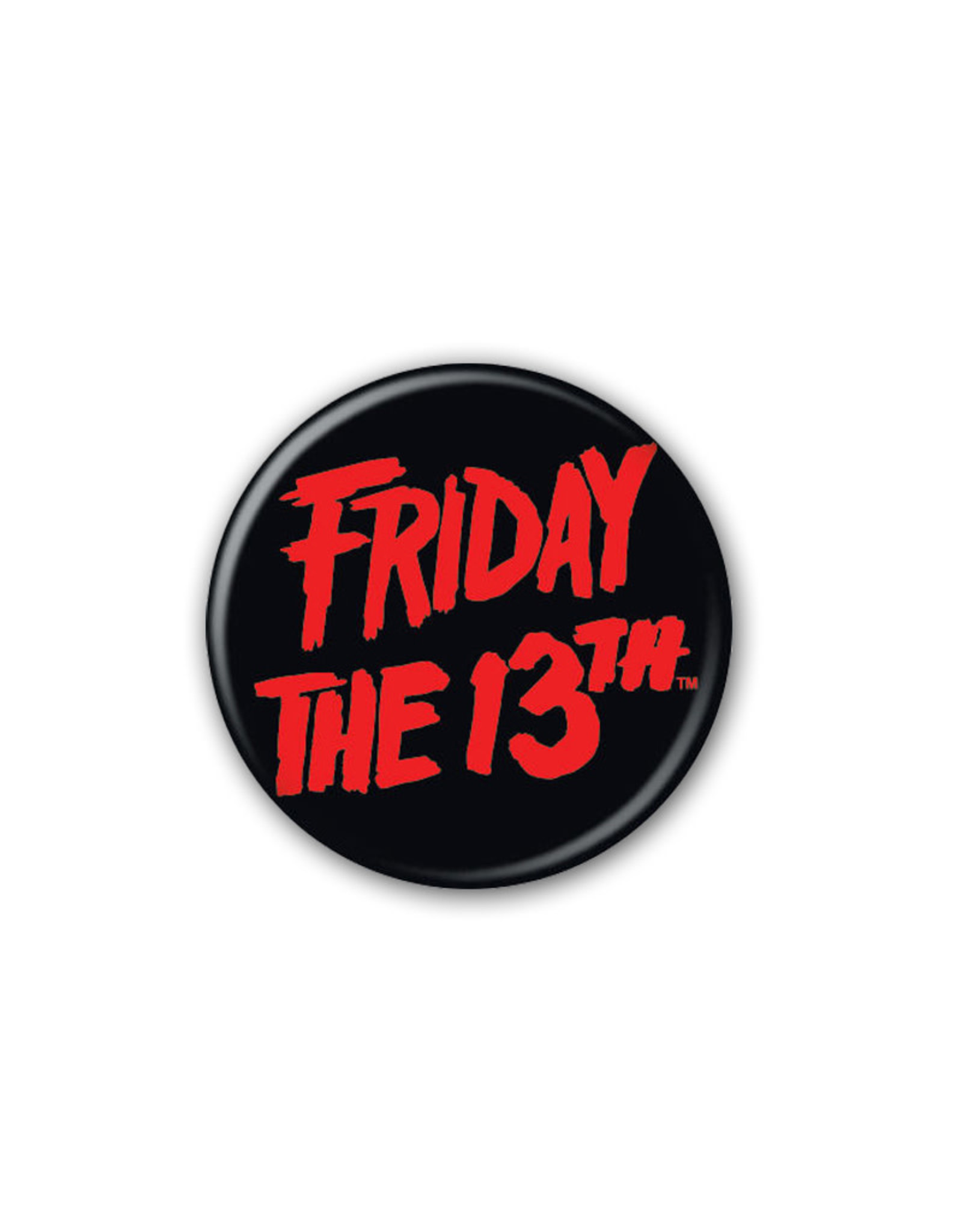 Friday the 13th ( Button )