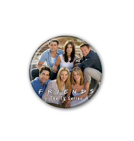 Friends ( Button ) Cast on Beach