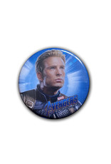 Marvel Marvel ( Button ) Endgame Captain America