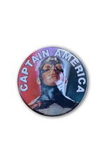 Marvel Marvel ( Button ) Captain America