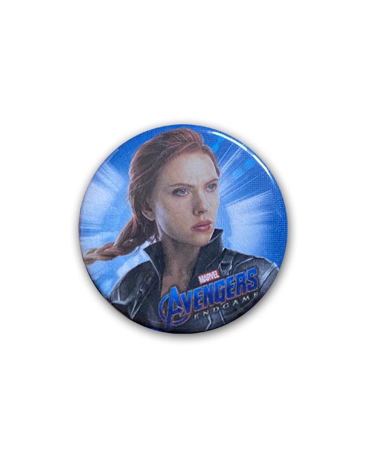 Marvel Marvel ( Button ) Endgame Black Widow