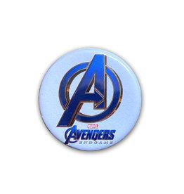 Marvel Marvel ( Macaron ) Endgame Avengers Logo