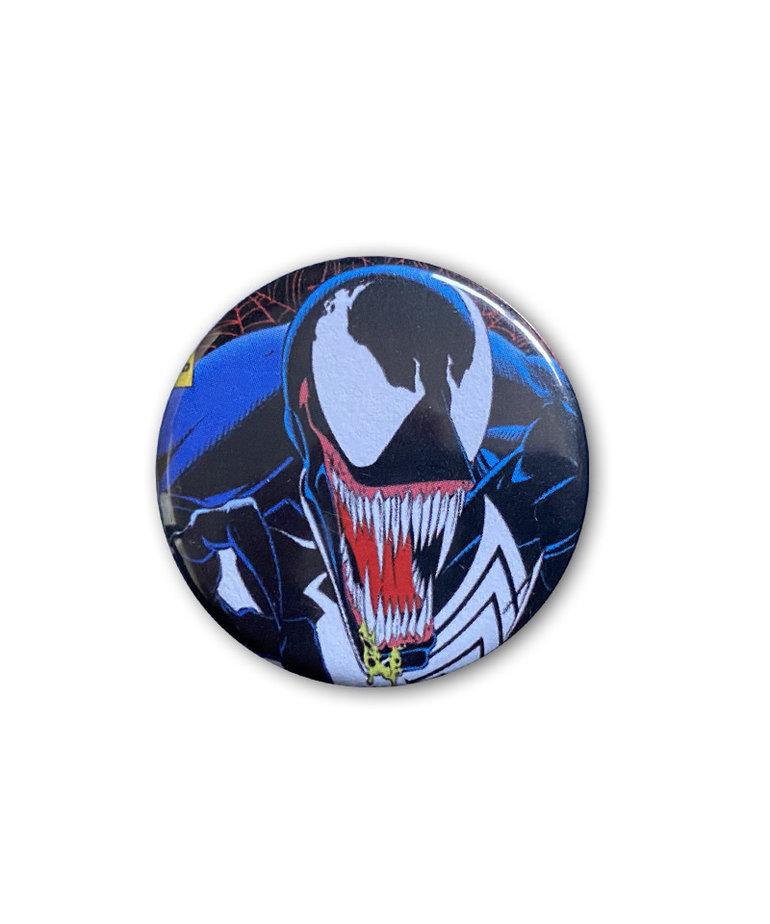 Marvel Marvel ( Button ) Venom
